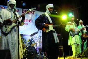 Musiques touarègues dans la tourmente dans ACTUALITE