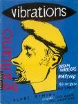 Le numéro 1 de Vibrations paru en juillet 1991