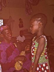 Oualy Konté & Mama Damba